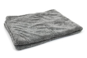 Autofiber Towel Gray Dreadnought - Microfiber Car Drying Towel (20 in. x 30 in., 1100gsm) - 1 pack
