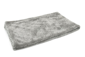 Autofiber Towel Gray Dreadnought XL - Microfiber Car Drying Towel (20 in. x 40 in., 1100gsm) - 1 pack