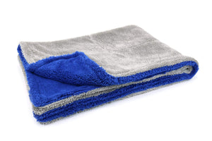 Autofiber Towel Blue Amphibian - Microfiber Drying Towel (20 in. x 30 in., 1100gsm) - 1 pack
