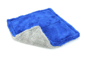 Autofiber Towel Blue Amphibian Mini - Microfiber Glass Towel (8 in. x 8 in., 1100gsm) - 3 pack
