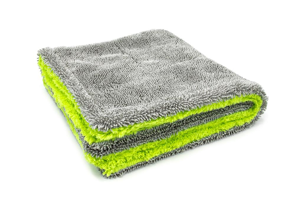 Autofiber Towel Amphibian Jr. - Microfiber Drying Towel (16 in. x 16 in., 1100gsm) - 2 pack