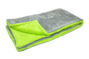Autofiber Towel Green Amphibian XL - Microfiber Drying Towel (20 in. x 40 in., 1100gsm) - 1 pack