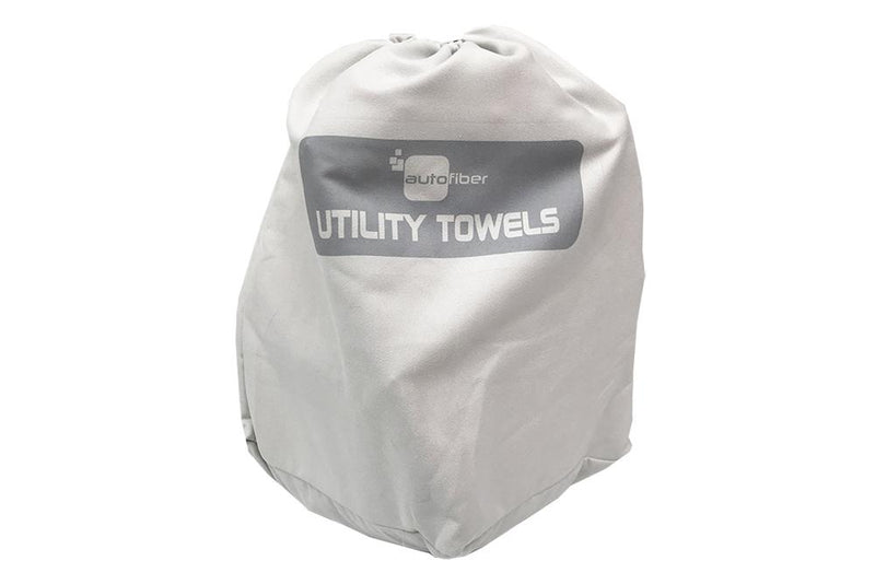 Autofiber Utility [Sort & Store Bucket Bag] Microfiber Towel Organizing Bags (1 pack)
