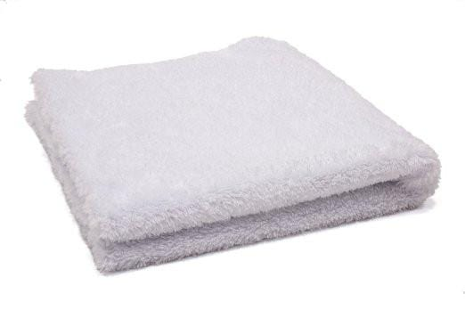 Autofiber Towel White [Korean Plush 470] Edgeless Detailing Towels (16 in. x 16 in. 470 gsm) 4 pack