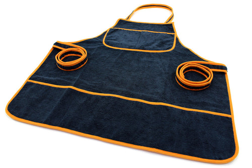 Microfiber Detailing Apron - Medium Length