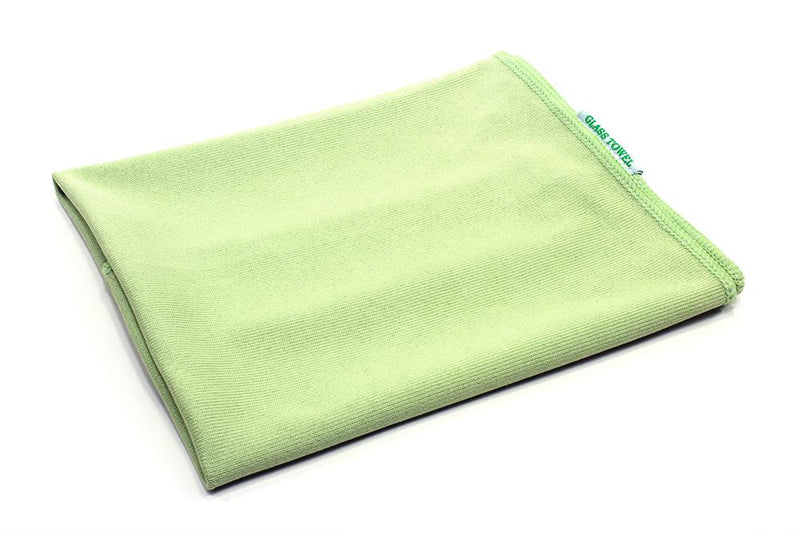 Autofiber Towels [Smooth Glass] Microfiber Window and Mirror Towel (16 in. x 16 in., 260 gsm) 5 pack