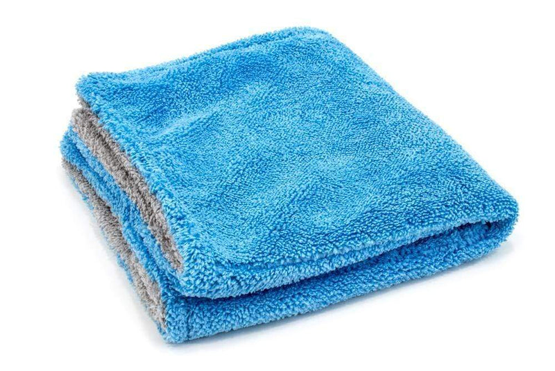 Autofiber Towel Autofiber [Royal Plush] Double Pile Microfiber Detailing Towel (16 in. x 16 in., 600 gsm) - 3 pack