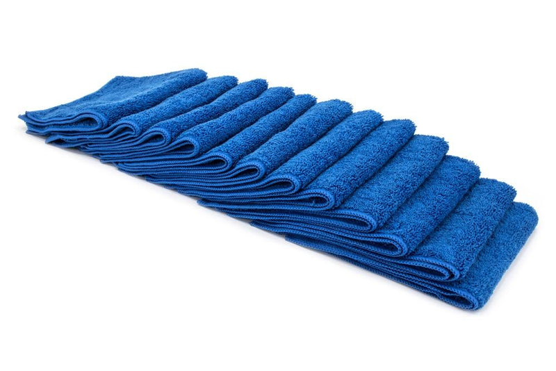 [Cost What!] Microfiber Shop Rag (16 in. x 16 in.) - 12 pack