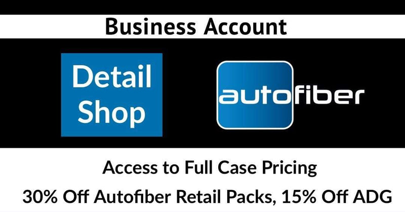 Autofiber Gift Cards [Detail Shop] Business Account