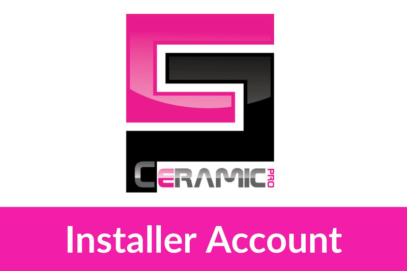 Ceramic Pro Installer Wholesale Account