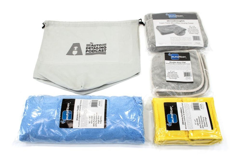 Autofiber Kit The [Jimbo Sack] *Jimbo Kit 2.0* - Selection of Autofiber Excellence - Chosen by Jimbo of the Auto Detailing Podcast