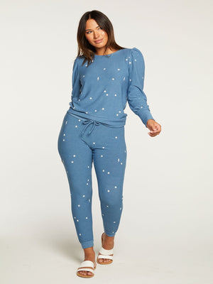 Starry Bolts Jogger