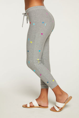 Rainbow Stitches Pant