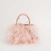 Emily Feather Bag