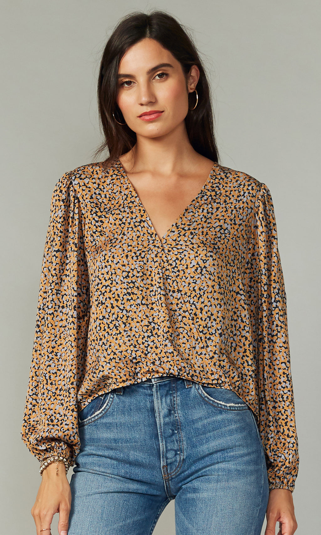 Mattie Blouse