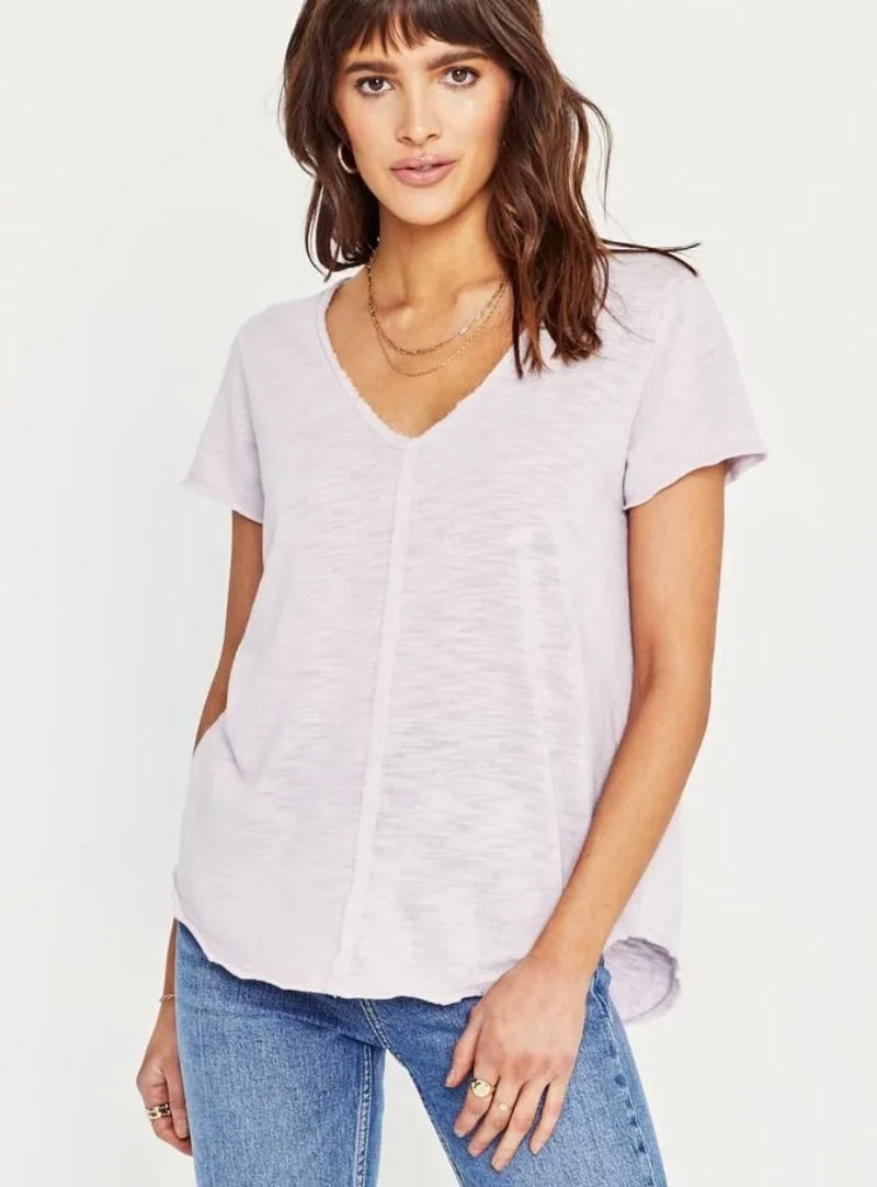 Wearever Tee - Frosted Violet