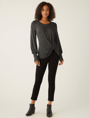 Blouson Sleeve Top