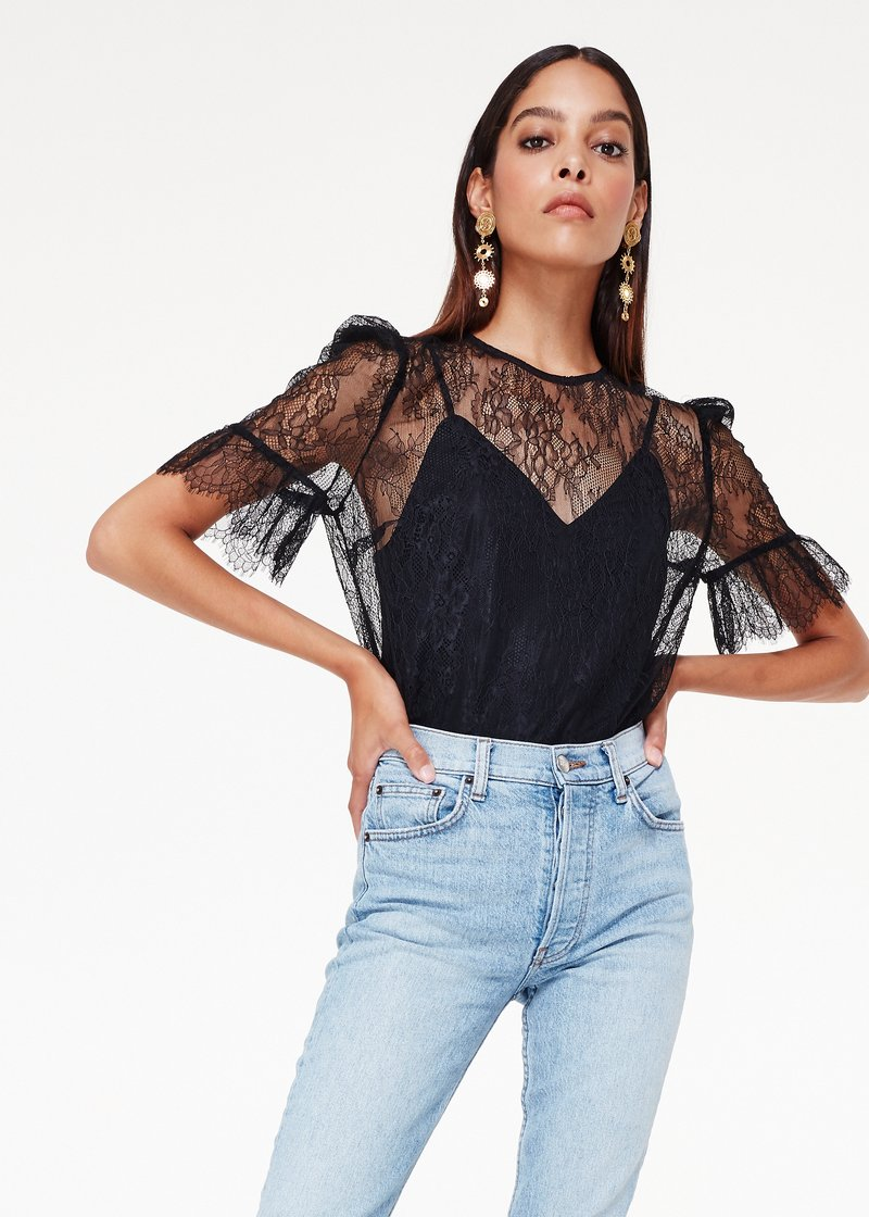 Ophelia Lace Top
