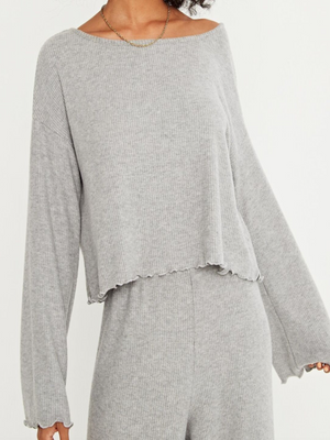 Merrow Edge Cozy Top