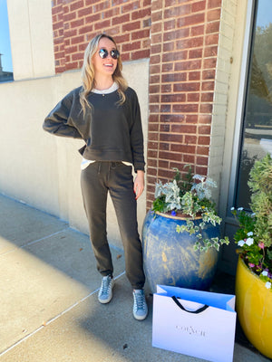 Cotton Relaxed Jogger