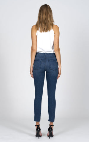 Miranda Off Step Denim - Shades of Blue