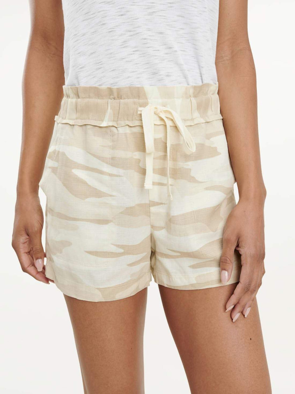 Rivera Camo Short