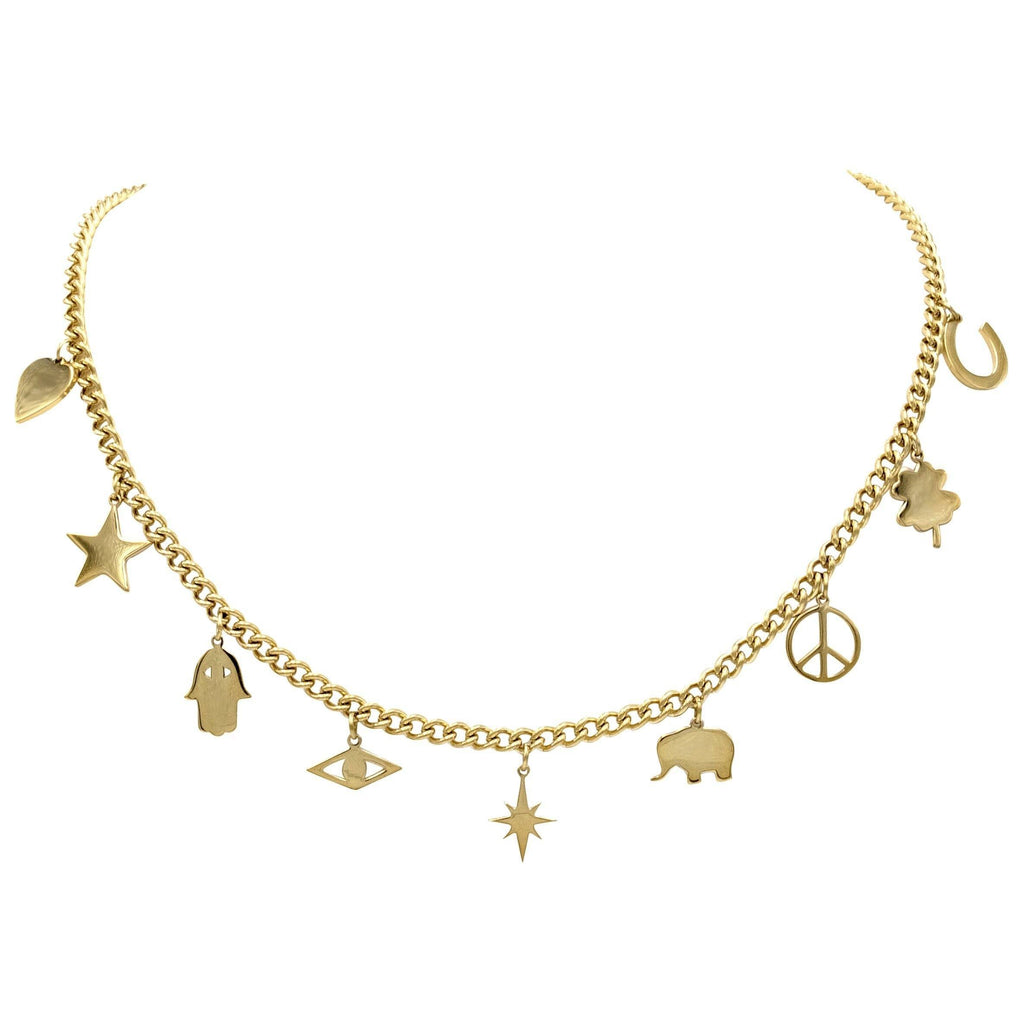 Shiloh Charm Necklace