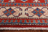 "Super Fine Kazak Runner Rug - 2' 9"" X 10' 6"" - Golden Nile"