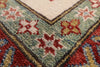 "Super Kazak Hand Knotted Rug - 10' 9"" X 13' 5"" - Golden Nile"