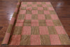 Super Fine Gabbeh 8 x 9 Handmade Area Rug - Golden Nile