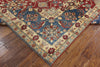 Super Kazak Wool on Wool Hand Knotted Rug 13 X 18 - Golden Nile
