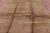 "Gabbeh Hand Knotted Wool Rug - 8' X 10' 6"" - Golden Nile"