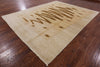 "Gabbeh Handmade Area Rug - 8' 1"" X 10' 2"" - Golden Nile"