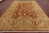 10 X 14 Hand Knotted Chobi Oriental Rug - 7Rugs - 2