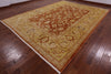 10 X 14 Hand Knotted Chobi Oriental Rug - 7Rugs - 4