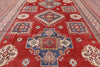 Hand Knotted 11 X 15 Super Kazak Oriental Rug - Golden Nile