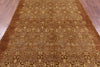 "Gabbeh Hand Knotted Rug - 6' 1"" X 9' - Golden Nile"