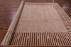 "Persian Gabbeh Hand Knotted Wool Rug - 8' 3"" X 10' 5"" - Golden Nile"