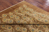 Persian Hand Knotted Gabbeh Area Rug 9 X 11 - Golden Nile