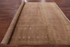 "Navajo Gabbeh Hand Knotted Wool Area Rug - 9' 2"" X 10' 9"" - Golden Nile"