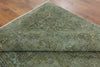 Traditional Vintage Overdyed Wool Rug 8 X 11 - Golden Nile