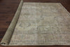 Overdyed Hand Knotted Wool Area Rug 10 X 13 - Golden Nile