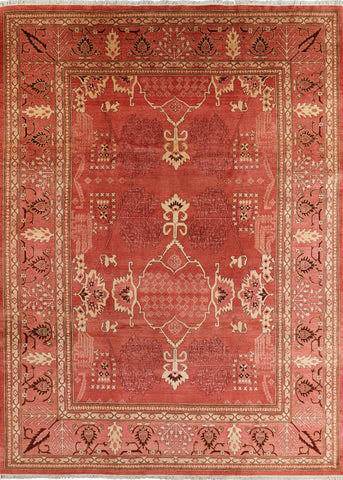 8 X 10 Persian Hand Knotted Rug