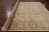 "Chobi Peshawar Wool Area Rug - 9' 3"" X 12' 3"" - Golden Nile"