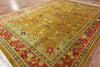 Peshawar Wool Area Rug 10 X 14 - Golden Nile