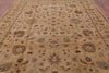 "Oushak Hand Knotted Rug - 8' 4"" X 11' 6"" - Golden Nile"