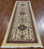 3 X 10 Abadeh Collection Oriental Runner Rug - Golden Nile