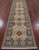 3 X 10 Fine Serapi Runner Rug -  Golden Nile