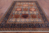 "Fine Serapi Hand Knotted Area Rug - 8' 4"" X 10' - Golden Nile"