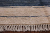 "Moroccan Southwest Navajo Hand Knotted Wool Area Rug - 8' 2"" X 10' 6"" - Golden Nile"